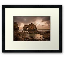 Great Pollet Sea Arch Framed Print