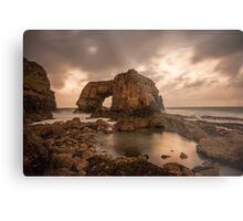 Great Pollet Sea Arch Metal Print