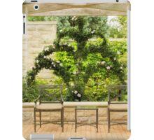 Sweet Flowers It Bore iPad Case/Skin