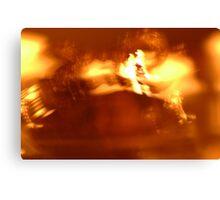 Flame Dance Canvas Print