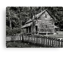 The Tipton Place  Canvas Print