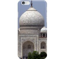 Taj Mahal - Agra - India  iPhone Case/Skin