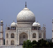 Taj Mahal - Agra - India  by aidan  moran