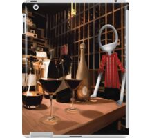 Corky in the cellar iPad Case/Skin