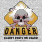 Smarty Pants On Board by SEspider