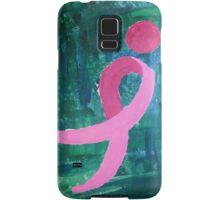 Pink Ribbon Samsung Galaxy Case/Skin