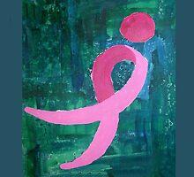 Pink Ribbon by TheFuzzyPepe