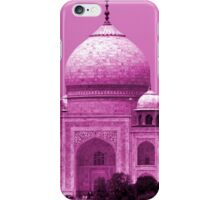 Taj Mahal - India iPhone Case/Skin