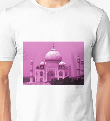Taj Mahal - India Unisex T-Shirt