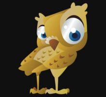 Funny owl Kids Tee