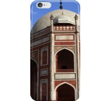 Humayun's Tomb New Delhi  India iPhone Case/Skin