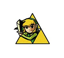 Legend of Zelda - The Triforce of Courage by BusterHarvey