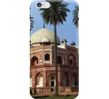 Humayun's Tomb India iPhone Case/Skin