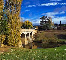 Richmond Bridge by Mark  Ashton