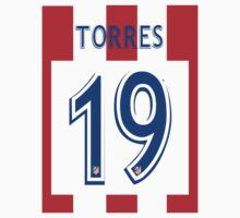 Fernando Torres at Atletico Madrid 2015 Kids Clothes