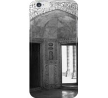 Imperial Enclosure Red Fort - New Delhi - India iPhone Case/Skin