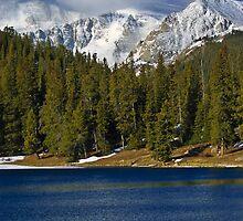 Morning Along Echo Lake by John  De Bord Photography