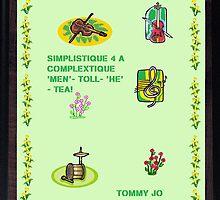 SIMPLYSTIQUE by Thomas Josiah Chappelle