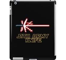 Sith Army Knife iPad Case/Skin