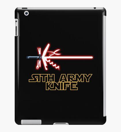 Sith Army Knife iPad Case/Skin