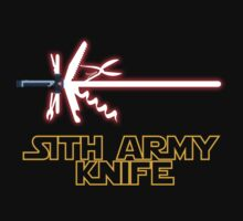 Sith Army Knife T-Shirt
