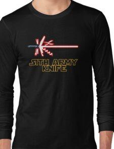 Sith Army Knife Long Sleeve T-Shirt