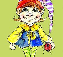 Fairy 2 by Renata Lombard