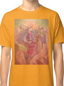 Raptor Cowboy Classic T-Shirt