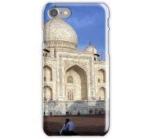 Taj Mahal Love iPhone Case/Skin