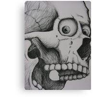 Do You Fear Death (Part One) Canvas Print