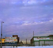 Coney Island on Velvia by lightplay
