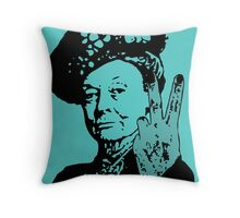 If you may Your Majesty Throw Pillow