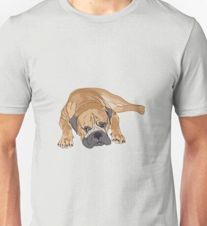 Bull-mastiff Unisex T-Shirt
