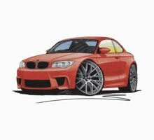 BMW 1M Coupe Orange (NoPlate) by Richard Yeomans