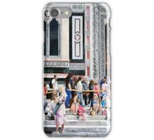 Entering the Duomo iPhone Case/Skin