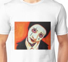 Clown Face Unisex T-Shirt