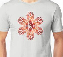 yingyang diamond Unisex T-Shirt