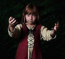 Medieval Child by lightplay