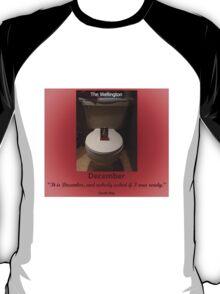 Toilets of New York 2015 December - The Wellington T-Shirt