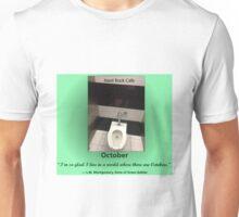 Toilets of New York 2015 October - Hard Rock Cafe Unisex T-Shirt