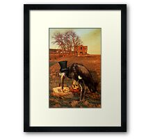 The Articulator Framed Print