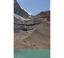 Glacier Trickle Photographic Print