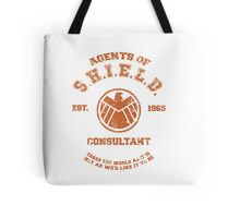 Agents of S.H.I.E.L.D. Consultant Tote Bag