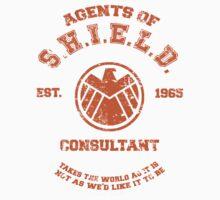 Agents of S.H.I.E.L.D. Consultant Kids Clothes