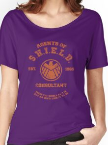 Agents of S.H.I.E.L.D. Consultant Women's Relaxed Fit T-Shirt