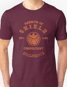 Agents of S.H.I.E.L.D. Consultant T-Shirt