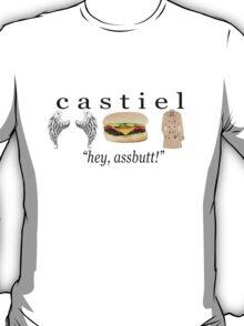 castiel - hey, assbutt T-Shirt
