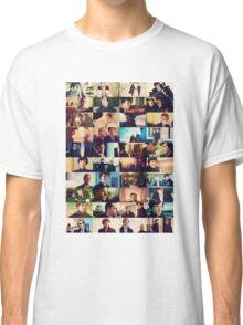 sherlock bbc caps Classic T-Shirt