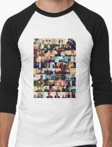 sherlock bbc caps Men's Baseball ¾ T-Shirt