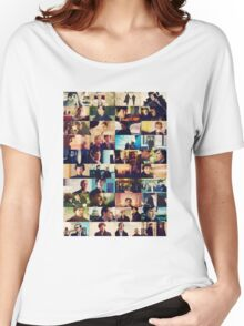 sherlock bbc caps Women's Relaxed Fit T-Shirt